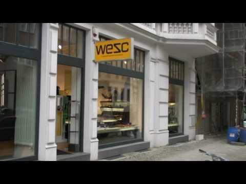 Shopping in Berlin-Mitte @ Replay, Camper, 14 OZ. & Co.