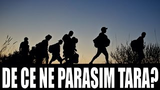 De ce pleaca romanii in strainatate #DIASPORA