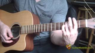The Beatles I39ve Just Seen A Face Guitar Lesson