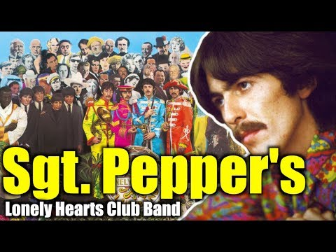Ten Interesting Facts About The Beatles' Sgt. Pepper's Lonely Hearts Club Band