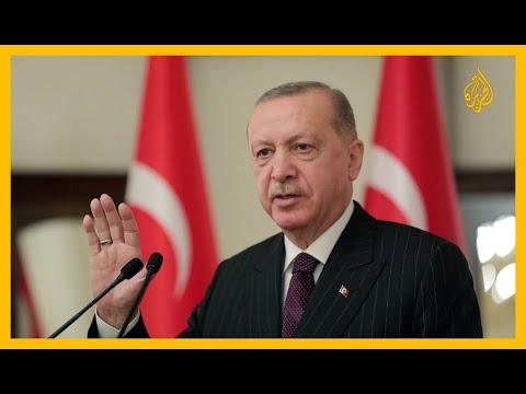 حراك داخلي في تركيا.. وأردوغان يؤكد إجراء الانتخابات بموعدها  - نشر قبل 2 ساعة
