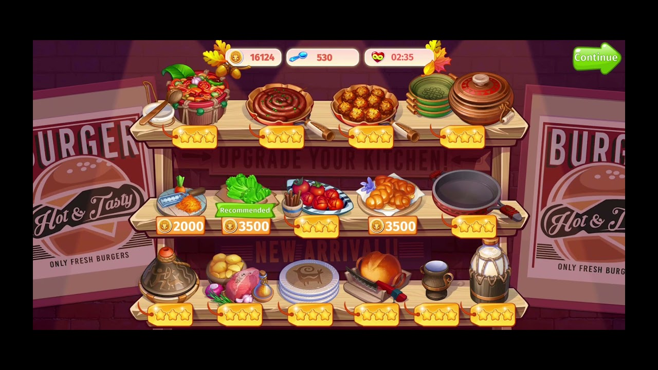 Download Cooking Craze Cape Town Level 36 - 40 - The Global Kitchen Cooking Game - Gameplay