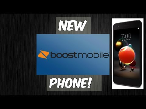 LG Dynasty New Boost Mobile Phone (HD)