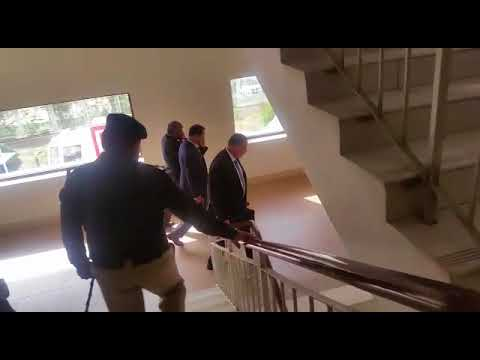 ICC security consultant visits National stadium Karachi