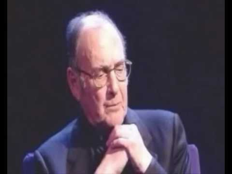 Harold Pinter on Newsnight (Part One)