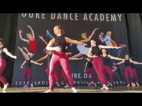 Oure Dance Academy, Live at Tivoli Gardens