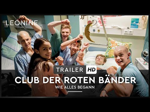 Club der roten Bänder - Wie alles begann - Trailer (deutsch/german; FSK 0)