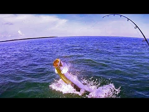 Beginners Guide To Catching A Florida Keys Tarpon #4 - Rods, Reels, and Line