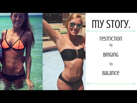 My Story: Restriction, Binging, and Finding Balance