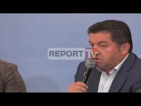 Report TV - Lezhë, Frrokaj i PD-Ramës: Nëse reformat japin sukses i mbështes
