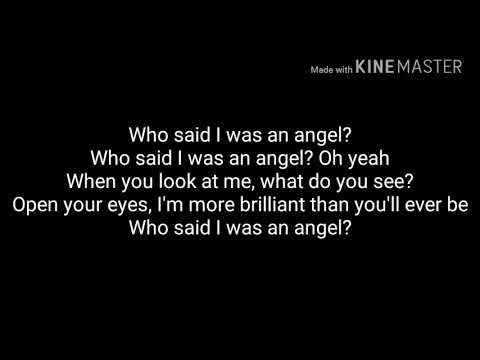 (Lyrics)Fifth Harmony - Angel