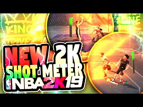 NBA 2K DEVS LEAKED NEW SHOT METER IN NBA 2K19!! NBA2k19 ABOUT TO BE THE BEST 2K EVER!!
