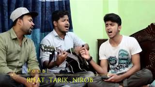 Ore Nil Doriya  (cover)By  Buro KhoKa   Rifat   Tarikur Rahman   Nirob  