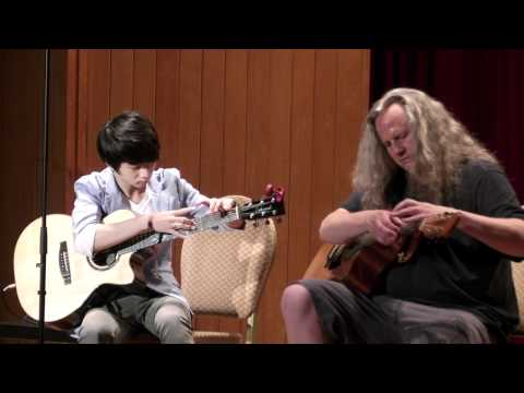 (Preston Reed) Ladies Night - Preston Reed and Sungha Jung (Live)