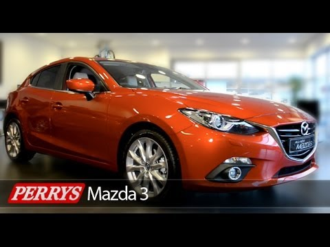 all new mazda3 (2014) review with skyactiv technology - youtube