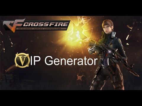 CrossFire VIP Generator