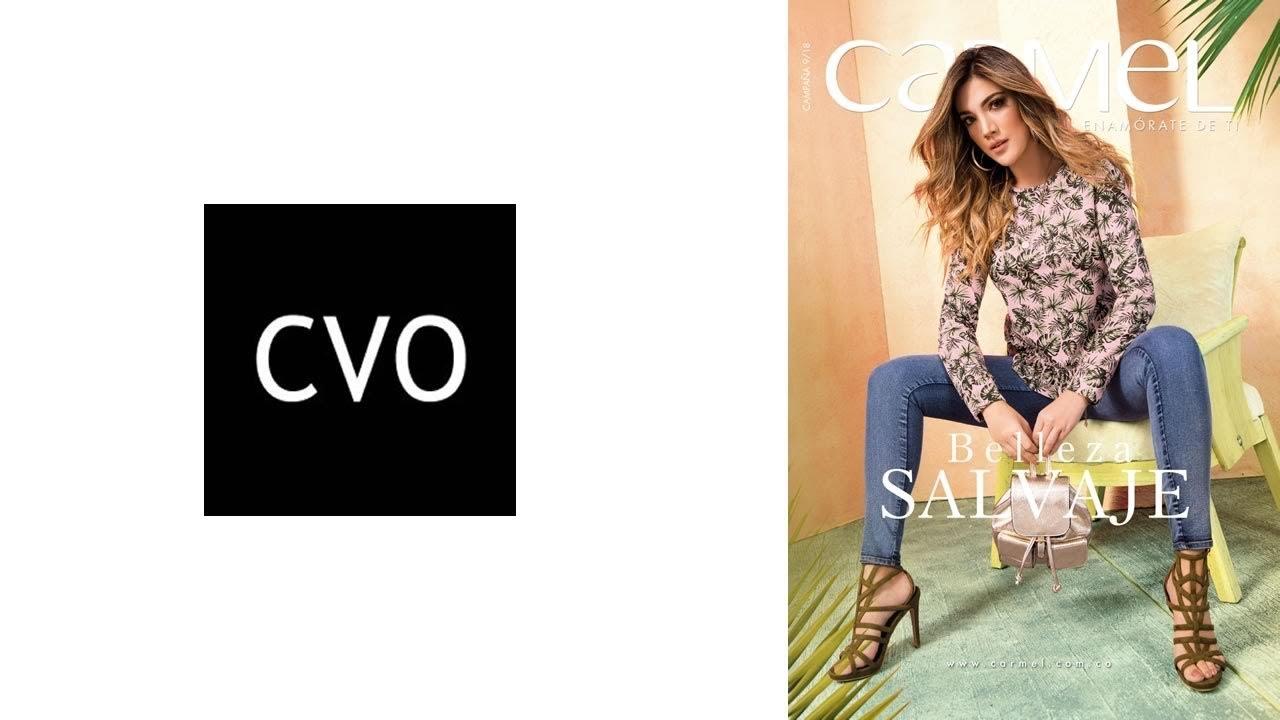 9102e6e04b Catálogo Carmel Campaña 9 de 2018 - Belleza Salvaje - YouTube