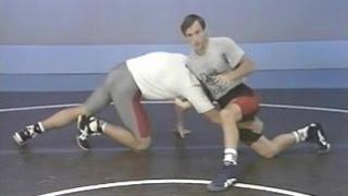 Защита от захватов ног. Белоглазов (1990), часть 9 из 10