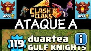 ATAQUE A DUARTEA - TOP 1 COLOMBIA - Anikilo - Juegos iOS - A por todas con Clash of Clans - Español