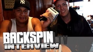 Nicone und G-Hot (Interview) | BACKSPIN TV #346