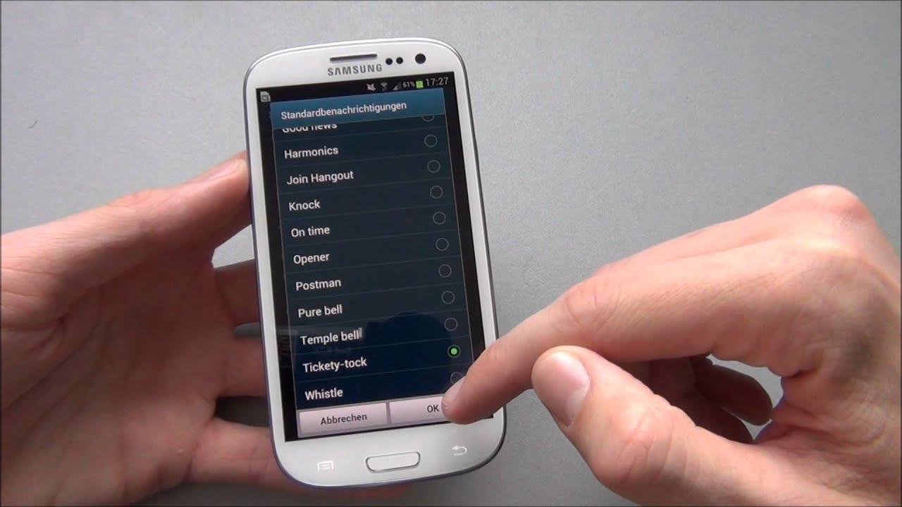 Wie Sie gelöschte Textnachrichten auf dem Samsung Galaxy Ace wiederherstellen