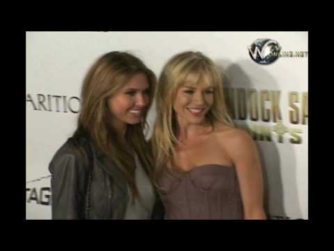 Audrina Patridge & Julie Benz rock the Carpet  at The Boondock Saints 2 All Saints day Premiere