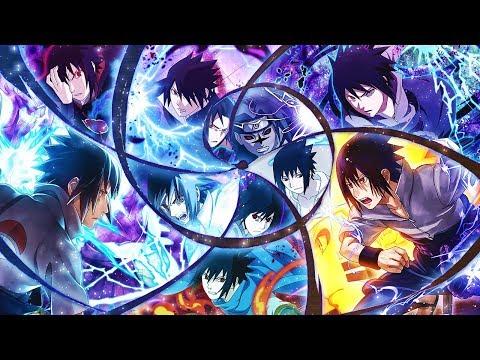 ** SASUKE BLAZING VS 4 BOSSES (Nearly all 6★ Sasuke's) * | ** Naruto Ultimate Ninja Blazing *