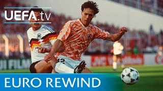 Download Video EURO 1988 highlights: Netherlands 2-1 West Germany MP3 3GP MP4