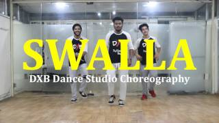 Swalla Dance Choreography | Jason Derulo ft. Nicki Minaj | Hip Hop | DXB Dance Studio