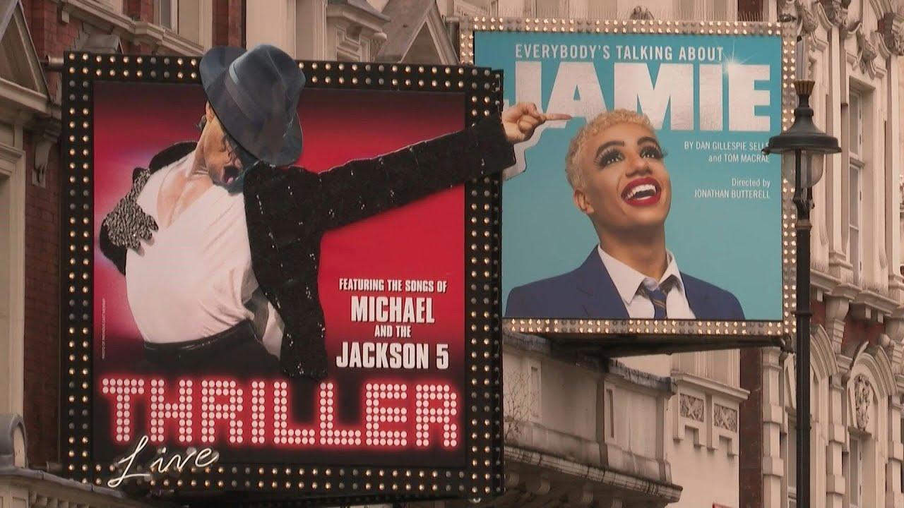 London's West End theatres face coronavirus threat | AFP thumbnail