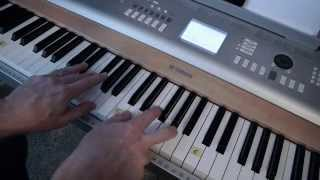 "Easy-to-Play Piano ""Glorious Day"" - (Matt McCoy)"