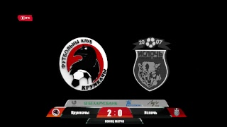 Krumkachy Minsk vs Isloch full match