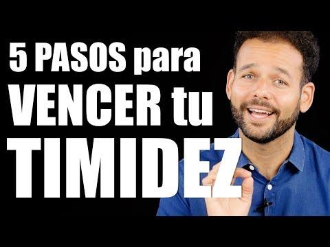 Cómo VENCER la TIMIDEZ   5 Pasos para Dejar de Ser Tímido y Ser Más Sociable