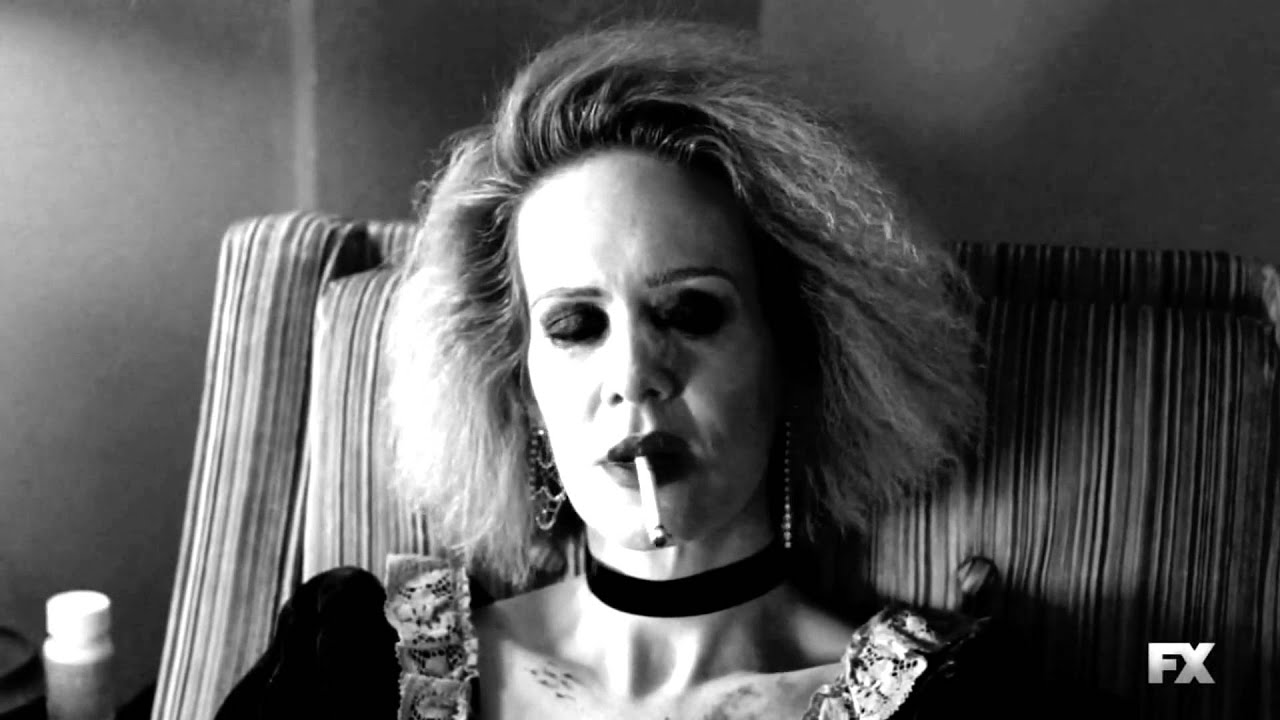 American Horror Story Sally Hypodermic Hotel