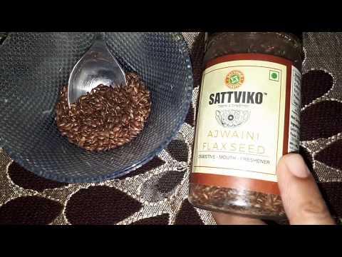 Flex seed benefits| Review Satviko Flex seed #Immunity #Flexseed #Flexseeds Martina Motwani