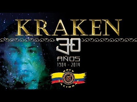 Kraken - MUERE LIBRE (DVD 30 años - La Fortaleza del Titán)