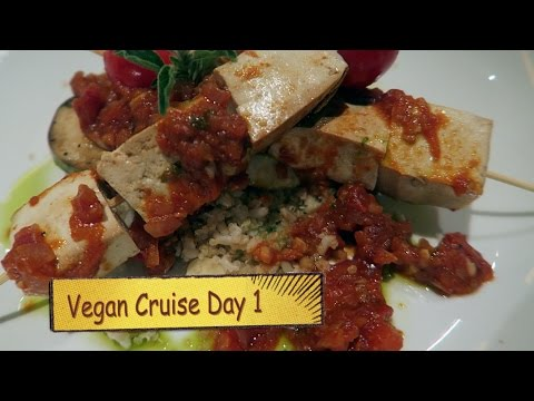 Vegan Vacation at Sea - Day 1