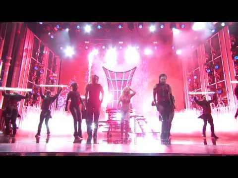 HD 1080p Breakdown Britney Spears Womanizer Live Billboard Music Awards 2016