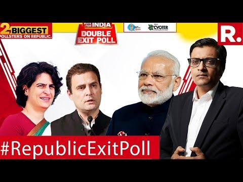 Did The Opposition Undermine The Modi Wave? | Double Exit Poll With Arnab Goswami