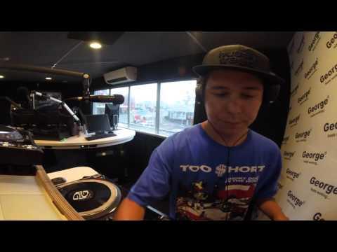 Set Ao Vivo Gravado Na Radio George FM - Auckland - NZ