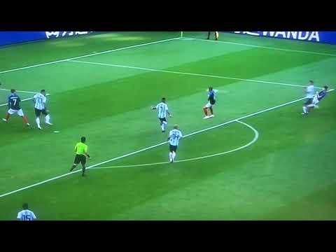 Goal Pavard -