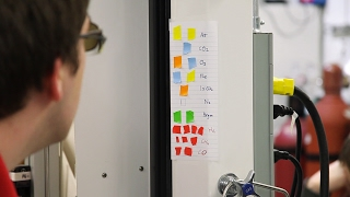 Can glasses for the colorblind help scientists in the lab?