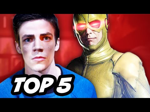 The Flash Episode 15 and The Reverse Flash Explained