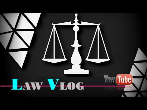 Pakistan Law Student and Lawyers Channel #LawVlog