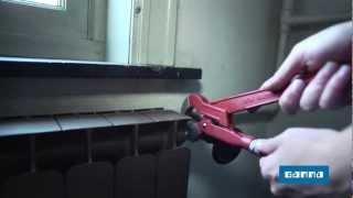 Thermostatische radiatorkraan plaatsen - Klustips | GAMMA België