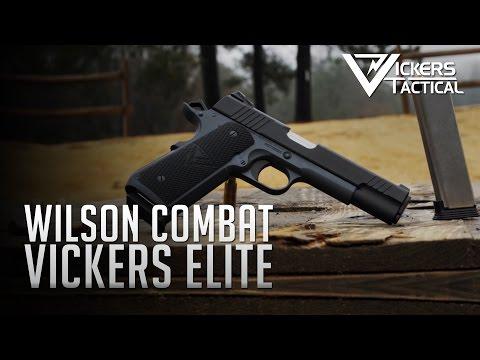 Wilson Combat Vickers Elite