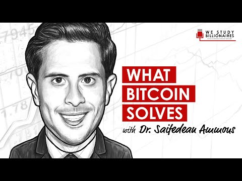 259 TIP. What Bitcoin Solves With Dr. Saifedean Ammous