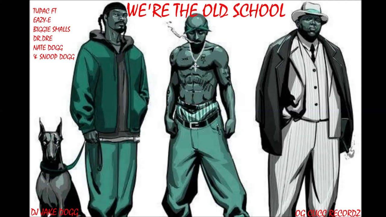Tupac Ft Eazy E, Biggie Smalls, Dr Dre, Nate Dogg & Snoop ...