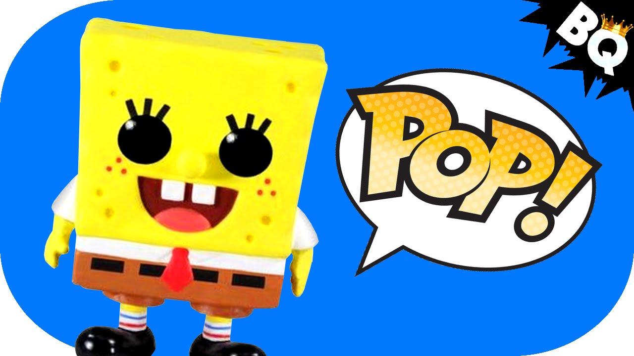 Spongebob Squarepants Funko Pop Vinyl Figure Review Youtube