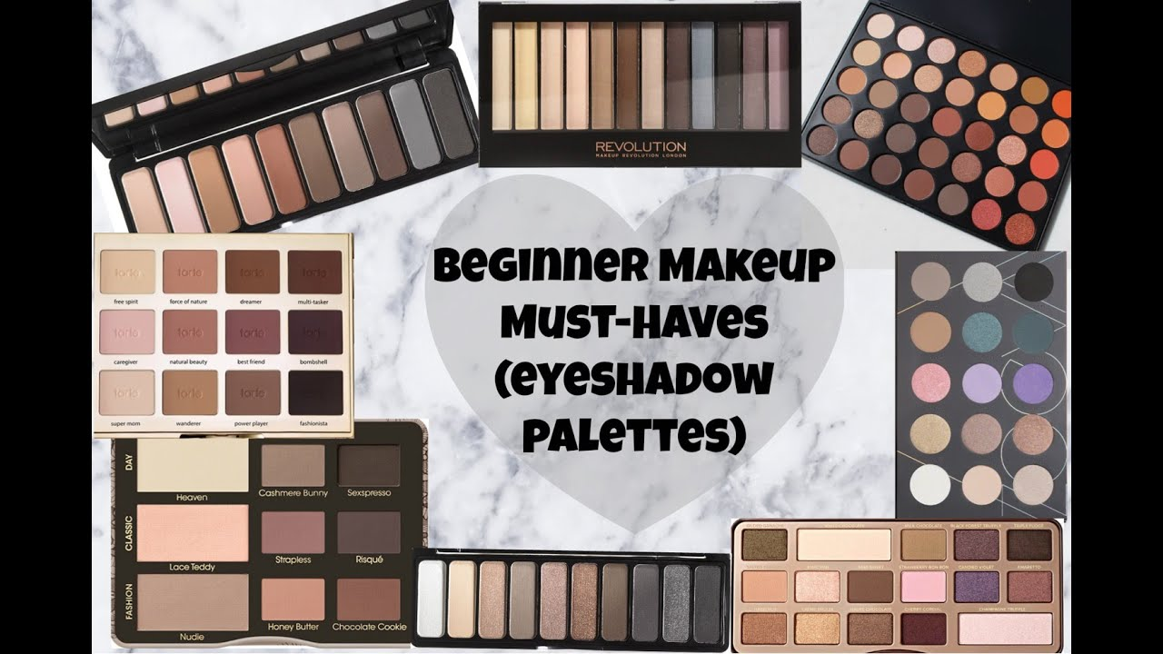 The Best Neutral Eyeshadow Palettes for a Smoky Eye